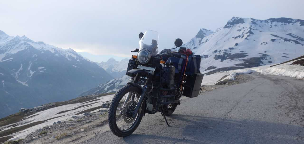 Ride The Himalayan